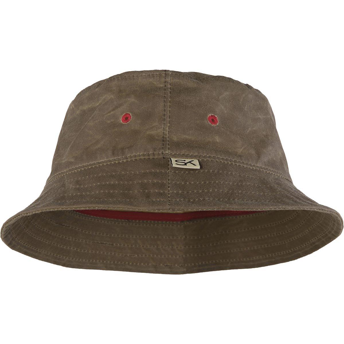 Stormy Kromer Men Wax Bucket Hat at Amazon Men s Clothing store  613f396eda9