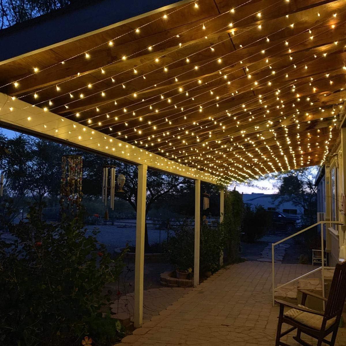 Luces de cortina de Navidad interior Cortina de ventana con luz de hadas Cortina de ventana de luz de hadas Luces de carámbano para dormitorio Decoración de acción de gracias al aire