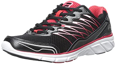 6ba04c915ed8 Fila Men s Countdown 2-m Running Shoe Black Red Dark Silver