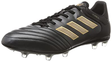 Adidas Copa 17.2 FG - Botas de fútbol para Hombre, Negro - (Negbas/
