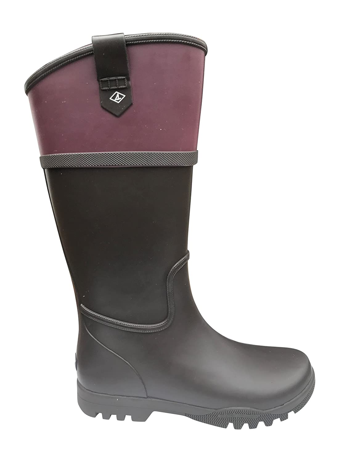 9e521774d04 Sperry Top-Sider Womens Nellie Kate Rain Boot