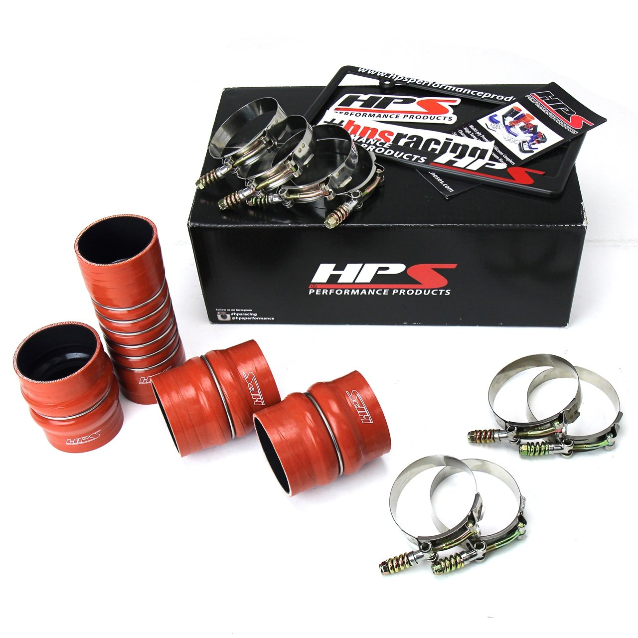 Galaxy Auto Wrinkle Black Intercooler Pipe /& Boot Kit Compatible with 2003-2007 Dodge Ram 5.9 Cummins Diesel