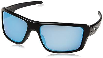 Oakley Double Edge Gafas de Sol, Hombre, Negro, 66: Amazon ...