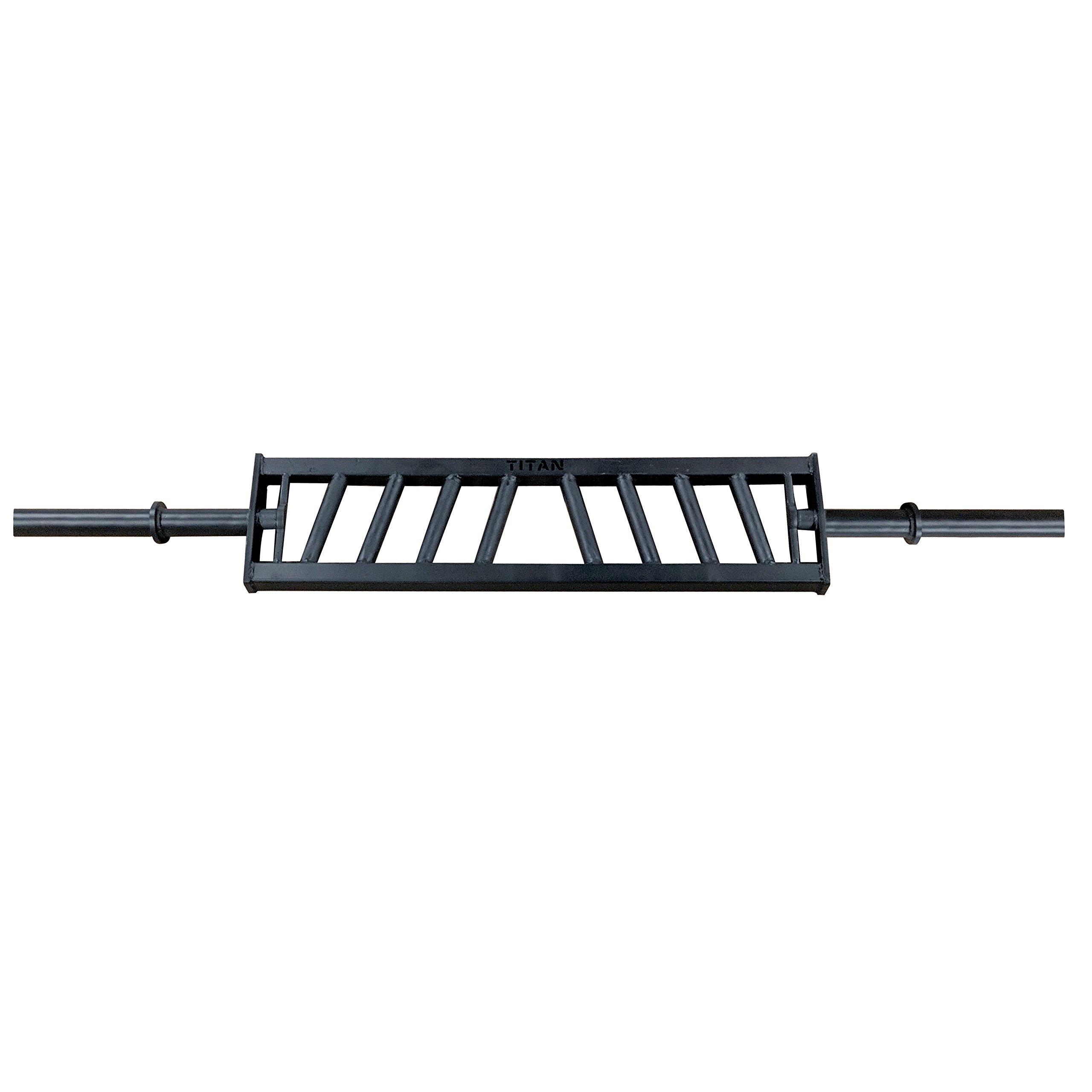 Titan Angled Multigrip Weight Bar Barbell