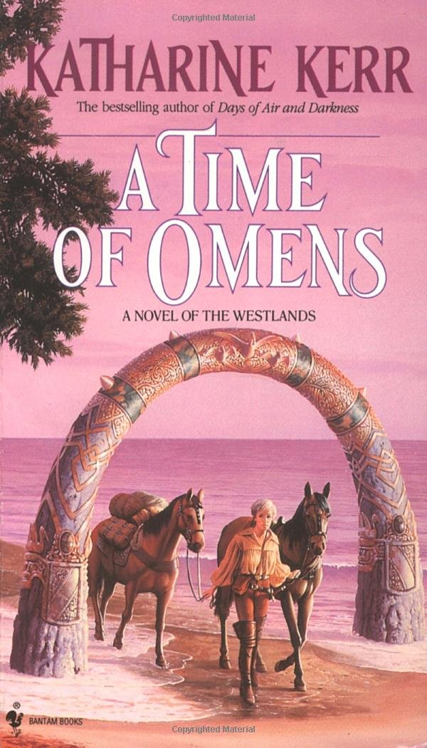 Image for A Time of Omens