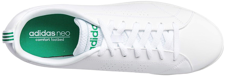 adidas Advantage Clean VS, Baskets Basses Homme