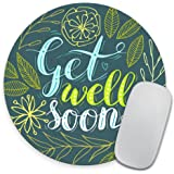 Get Well Soon Mouse Pad Non Slip Rubber Mouse pad Gaming Mouse Pad