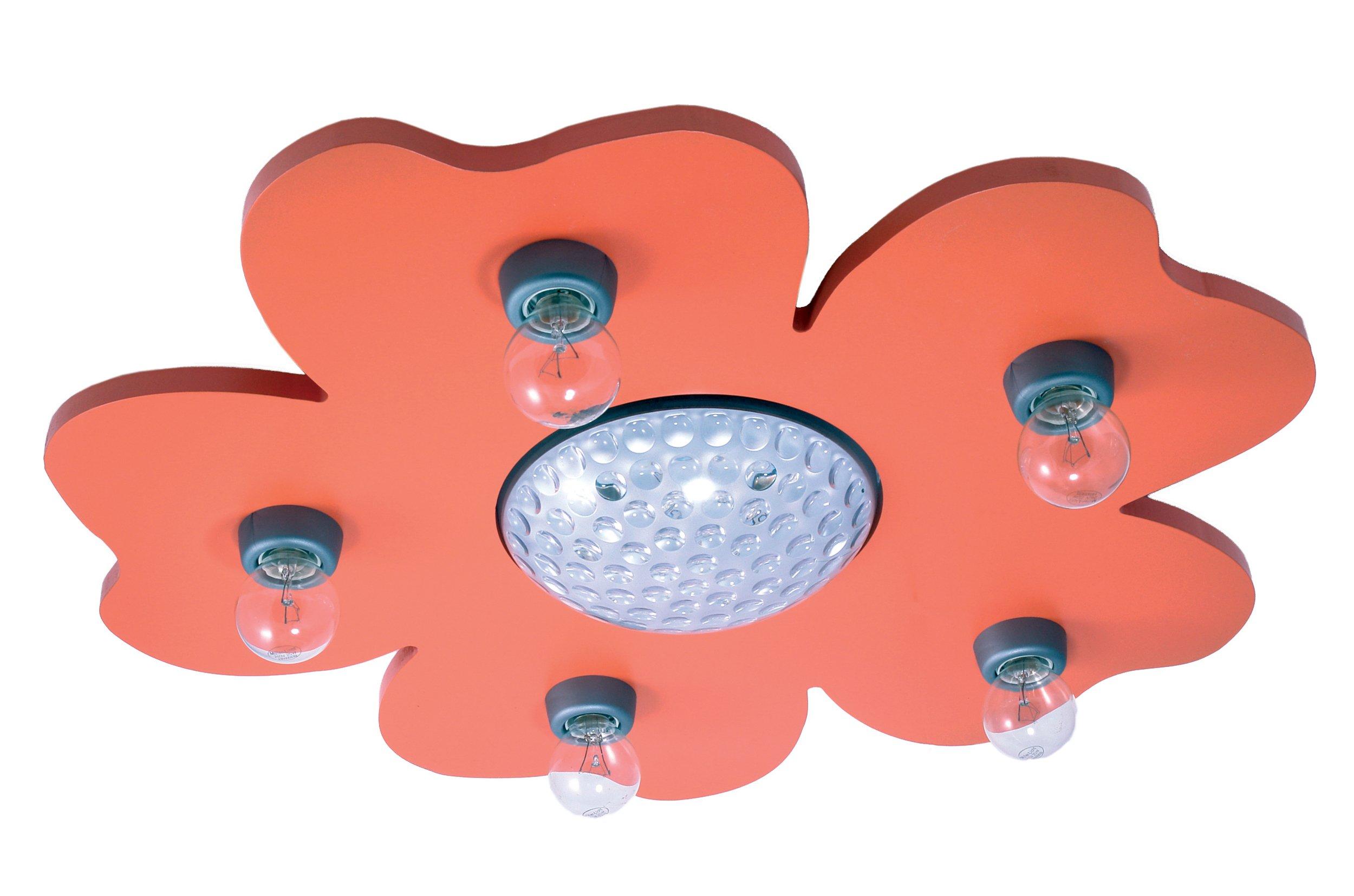 Niermann Standby Ceiling Lamp, Orange