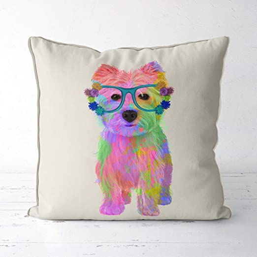 Jocper Westie Gifts Westie Almohada West Highland Terrier ...