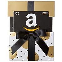 Amazon.ca Gift Card in a Gold Reveal (Classic Black Card Design)