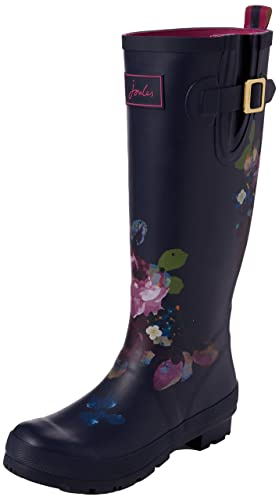 Tom Joule Damen T_wellyprint Gummistiefel