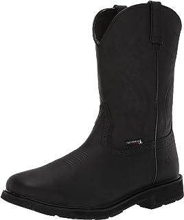 f048e450c87 Amazon.com | Rocky Warden Pull-On Wellington Duty Boot | Work & Safety