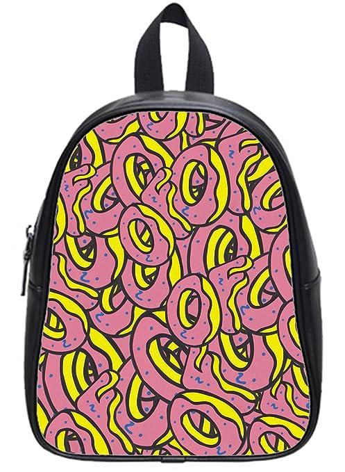 27d4831d1564 Custom Odd Future Backpack Students School Bag Outdoor Backpack Black L