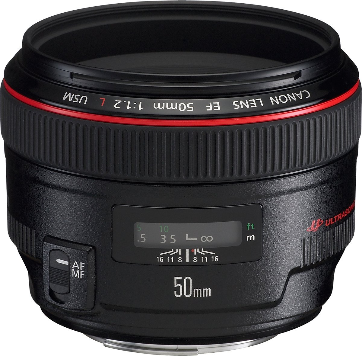Canon EF mm f L USM Objetivo para Canon distancia focal fija