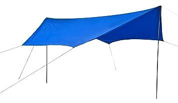 L A Garden Sonnensegel Blau Sonnenschutz Uv Schutz 60 Wasserdicht