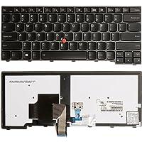 Teclado retroiluminado para portátil Lenovo ThinkPad T431 T431s T440 T440E T440p T450 L440 E431 E440 compatible con 04X0111 04X0111 04X0101 0C43944 04X0139