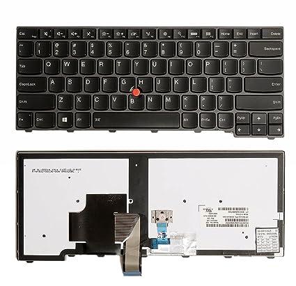 NewHigh Teclado retroiluminado para Portátil Lenovo ThinkPad T431 T431s T440 T440E T440p T450 L440 E431 E440