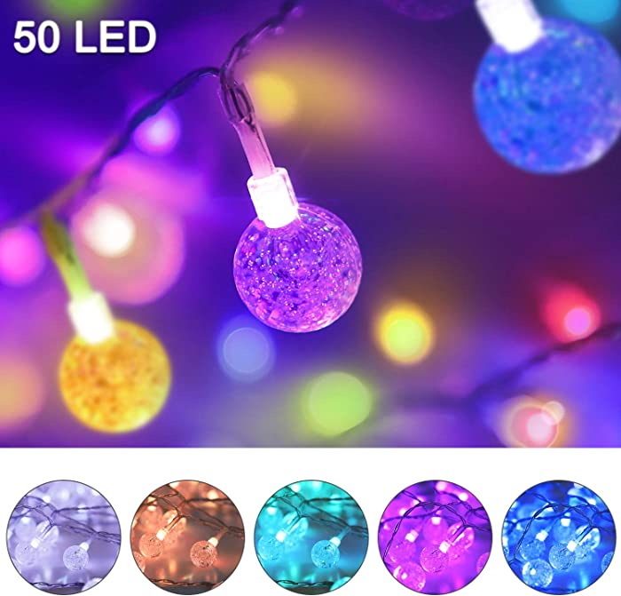 Top 10 Home Decor Globe String Lights