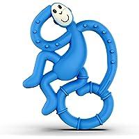 Matchstick 猴子迷你猴牙胶,蓝色
