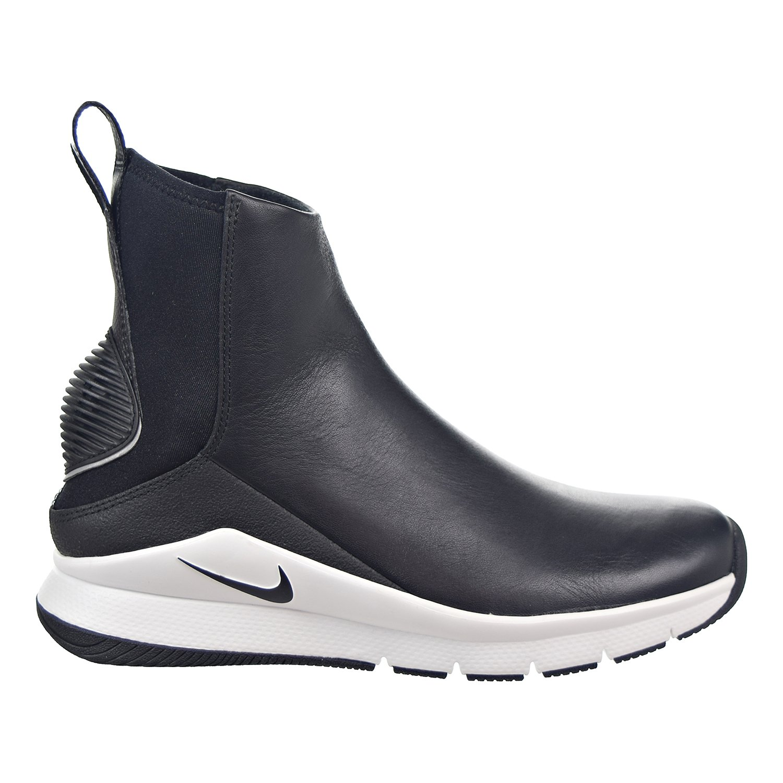 NIKE Rivah High Premium Women's Shoes Black/Black/Summit ...