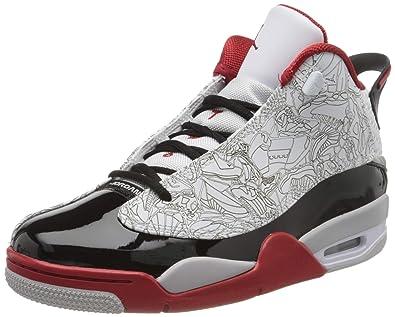 Nike Air Jordan Dub Zero, Zapatillas de Baloncesto para Hombre ...