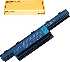 Bavvo Battery Compatible with ACER Aspire 5251-1245 5251-1513 5251-1805 5336-2524 5551-4200