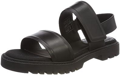 G-STAR RAW Sandale 'Core Strap Flat' schwarz 2Grn1o