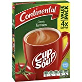 Continental Cup A Soup Tomato 4 pack 80G
