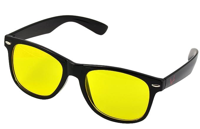 OX Legacy Blue Light Filter 55mm Yellow Amber Lens Thin Square Anti Glare  UV Blocking