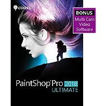 Corel PaintShop Pro 2018 Ultimate - Amazon Exclusive [Download]