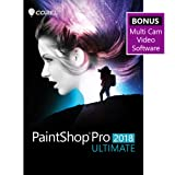 Software : Corel PaintShop Pro 2018 Ultimate - Amazon Exclusive [Download]