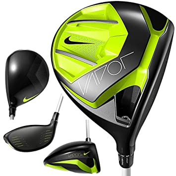 Nike Vapor Pro Palo de Golf Driver, Hombre, Negro/Gris, X ...