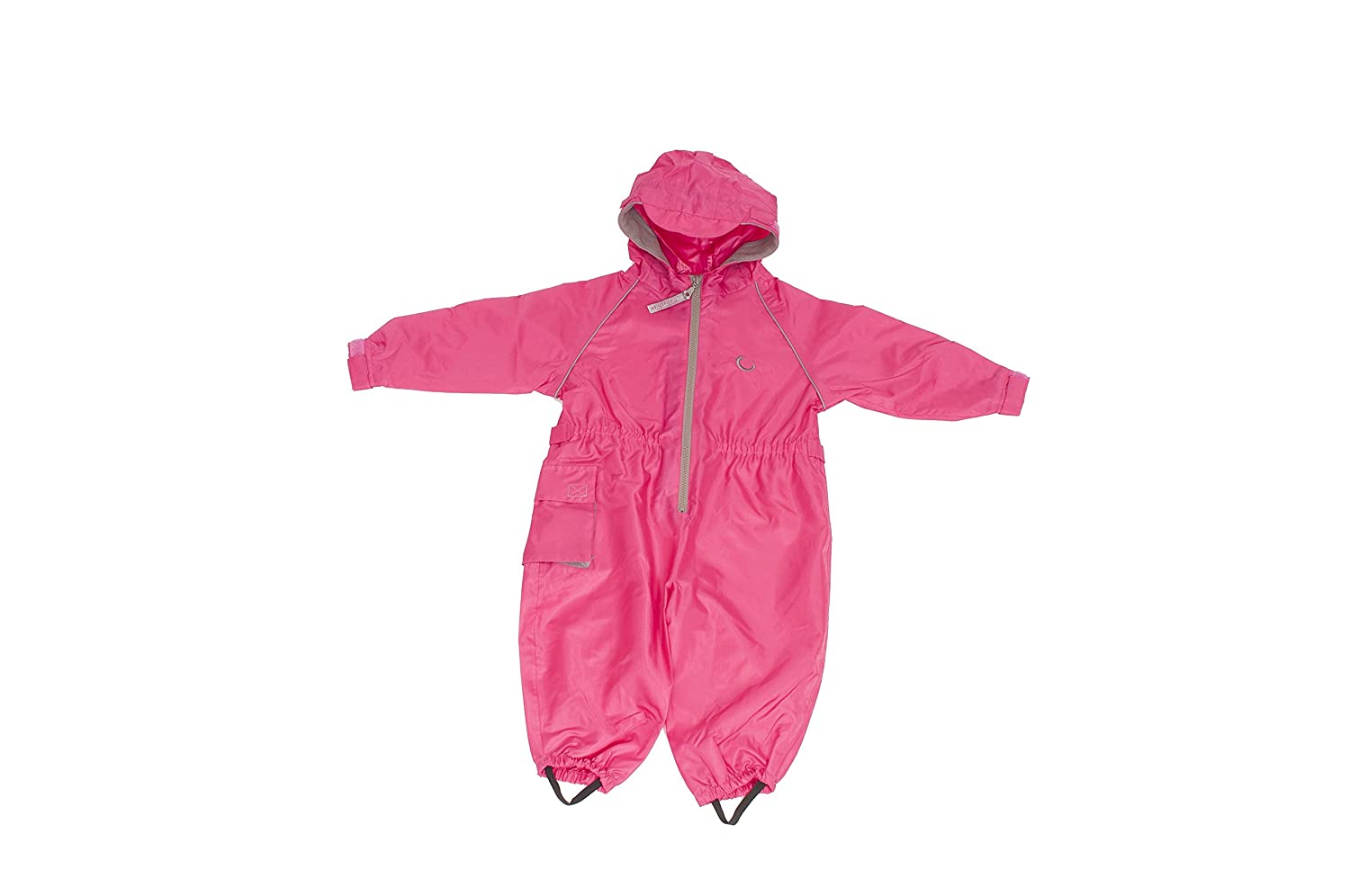 Hippychick Waterproof All-in-One Suit - Pink, 18-24 Months HWNAP18-24