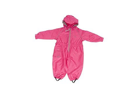 73bc150e3 Hippychick Waterproof All-in-One Suit - Pink, 2-3 Years: HippyChick ...
