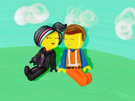 Posterhouzz Movie The Lego Movie Emmet Wyldstyle Lego Brickowski Hd