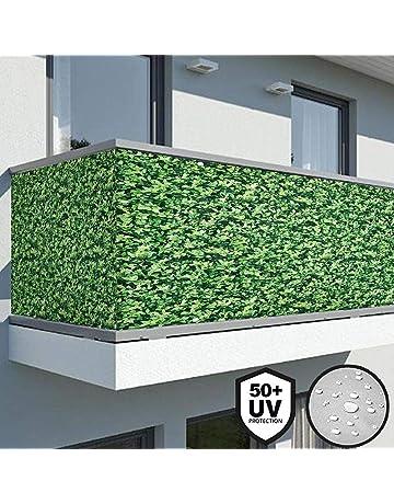Pannelli Divisori Per Esterni In Plastica.Amazon It Schermi Divisori E Protettivi Per Giardino Giardino E