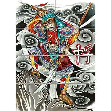 Sorry, japanese warrior tattoo