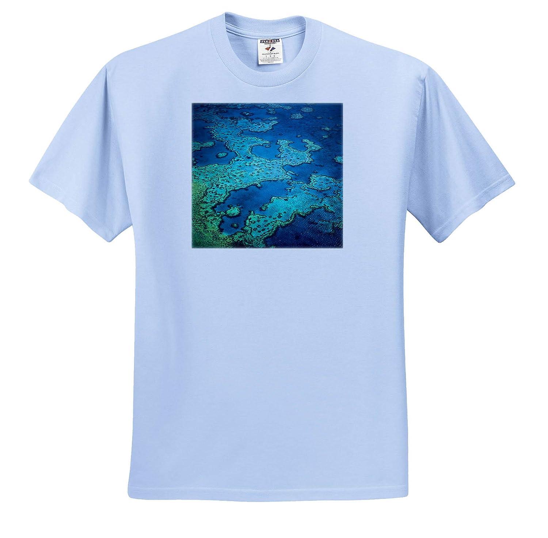 Great Barrier Reef Queensland ts/_312940 Australia Australia 3dRose Danita Delimont Adult T-Shirt XL