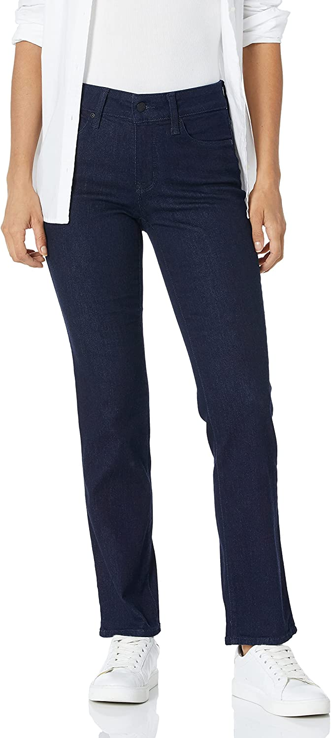 NYDJ Petite Marilyn Jeans Indianapolis Mall Straight Our shop OFFers the best service