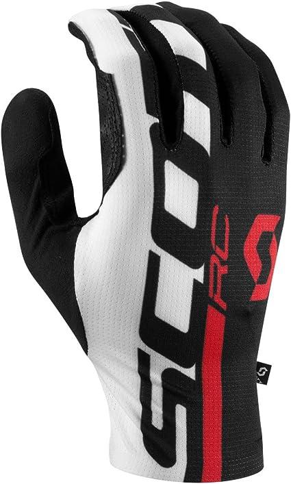 Scott RC Premium Pro Tec Cycling Gloves Black Fingerless Short Finger Bike Glove