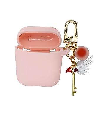 Amazon.com: Wildforlife - Llavero con diseño de Sakura, Rosa ...