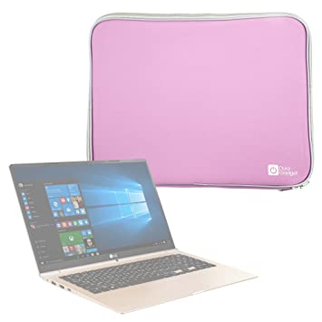 DURAGADGET Funda De Neopreno Rosa para Portátil Lenovo IdeaPad 710S-13ISK / LG gram 15Z970: Amazon.es: Electrónica