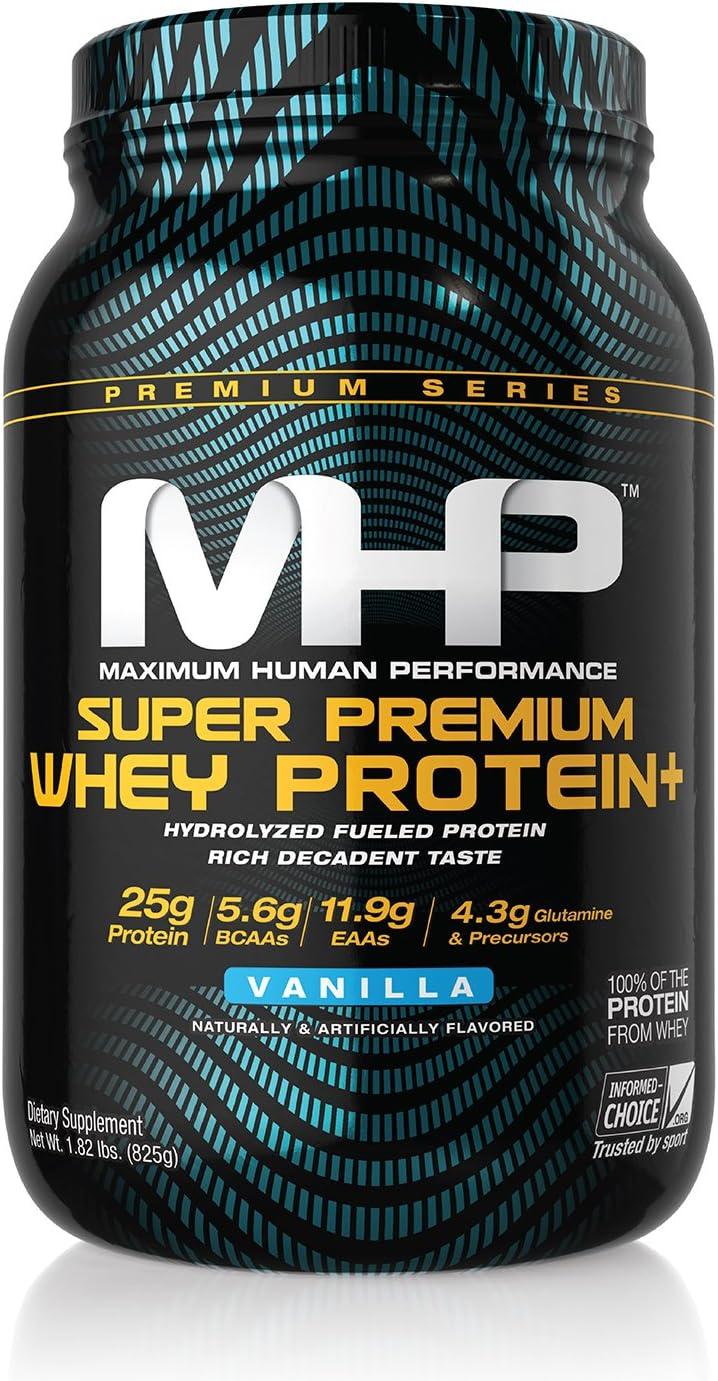 MHP, Super Premium Whey Protein , Vanilla, 1.82 lb