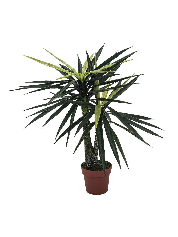 Yucca Dans Salle De Bain ~ artplants palmier yucca artificiel 2 troncs 115 cm vert plante