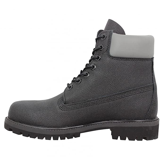 Timberland Af Ca1818 6 Boot Black Premium Hlcor Botas In qqOwxrBd