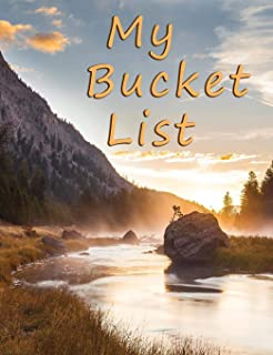 Bucket list journal create a lifetime of inspiration and purpose my bucket list a journal and scrapbook to record 101 adventures experiences of a solutioingenieria Gallery