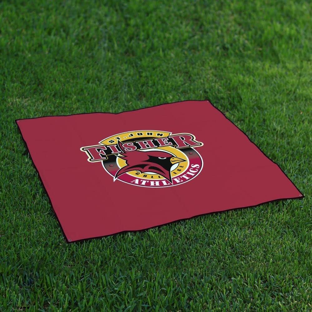 ジョンフィッシャー大学CardinalsテールゲートBlanket Legacy B071VKW9YR