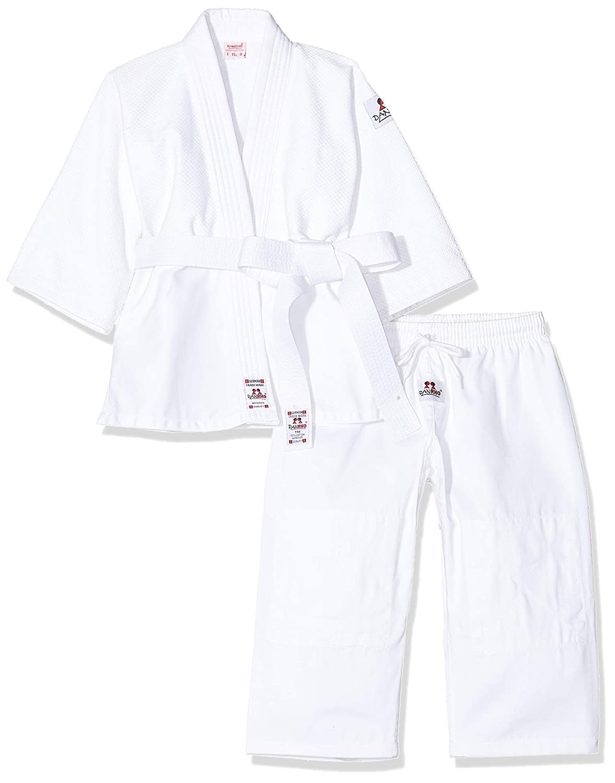 DanRho Yamanashi - Chaqueta de Judo para niño: Amazon.es: Ropa y ...