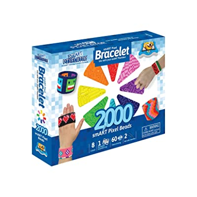 Flycatcher Smart Pixelator Bracelet Maker: Toys & Games
