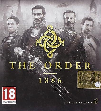 Risultati immagini per the order 1886